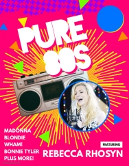 Pure 80s poster agents